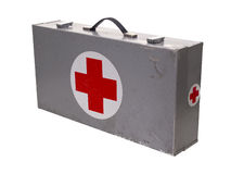 Kit di pronto soccorso Fotografia Stock Libera da Diritti