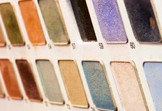Kit eyeshadow Stock Photo