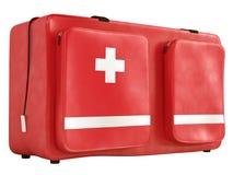 Kit médico Imagenes de archivo