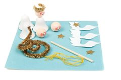 Kit scrapbooking Royalty Free Stock Image