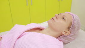KIT therapy, facial rejuvenation, roller stock video footage