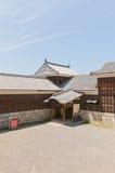 Kita-Sumi (North Corner) Turret of Matsuyama castle, Japan Stock Photography