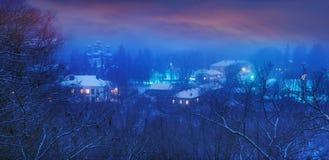Kitaevskaya abandona el pustin de Kita?vska Fotos de archivo