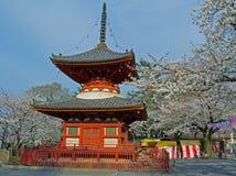Kitain świątynia Obrazy Royalty Free