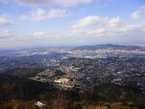 Kitakyushu Japan Royaltyfria Foton