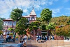 Kitano District in Kobe Royalty Free Stock Photo