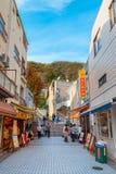 Kitano District in Kobe Royalty Free Stock Image