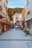 Kitano District in Kobe Stock Photos