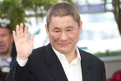 kitano takeshi 图库摄影