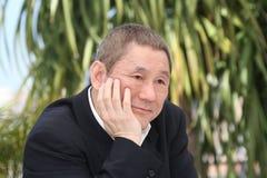 kitano takeshi 免版税库存照片