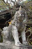 Kitano Tenmangu Shinto Shrine, Kyoto, Japan Royalty Free Stock Images
