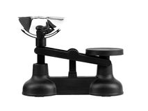 Kitch Balance Scales Stock Photography