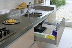 Kitchen drawer Royalty Free Stock Photo