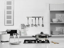 Kitchen stock photo