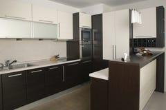 Kitchen. Modern design bar kitchen interior