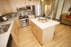 Kitchen Stock Image