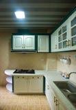 Kitchen. This is a modern kitchen stock photo