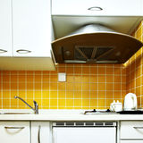 Kitchen Royalty Free Stock Photos