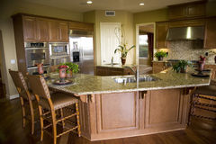 Kitchen 1741 Royalty Free Stock Photography