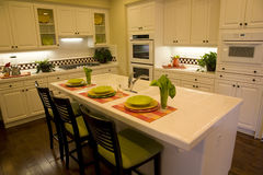 Kitchen 1805 Royalty Free Stock Photography