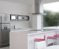 Kitchen. Stock Images