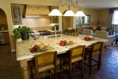 Kitchen 2005 Royalty Free Stock Images