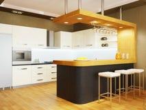 Free Kitchen Royalty Free Stock Photo - 22553835