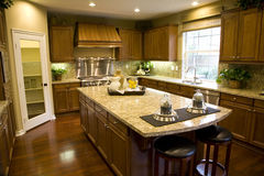 Kitchen 2352 Royalty Free Stock Photography