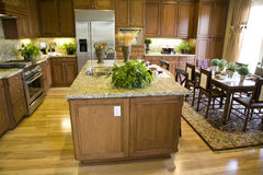 Kitchen 2479 Royalty Free Stock Photography