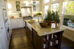 Kitchen 2580 Stock Images