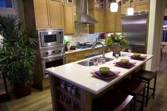 Kitchen 2598 Royalty Free Stock Image