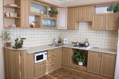 Free Kitchen Royalty Free Stock Photo - 3370355