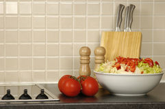 Kitchen Royalty Free Stock Images