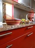 Kitchen Royalty Free Stock Photo