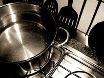 Kitchen royalty free stock photography