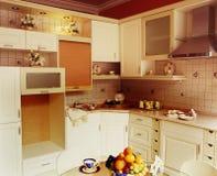 Kitchen Royalty Free Stock Photos