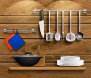 Kitchen3 Imagem de Stock