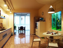 Kitchen Royalty Free Stock Image