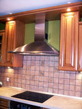KITCHEN. Cabinets Stock Image