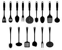 Kitchen accessories Stock Photo
