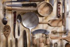 Kitchen accessories Stock Photo