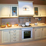 Kitchen angle Royalty Free Stock Photos