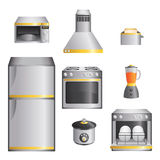 Kitchen appliances Stock Photos