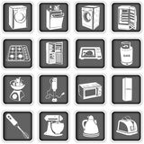 Kitchen appliances Stock Photography