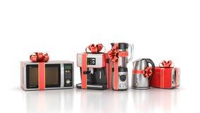 Kitchen appliances. vector illustration