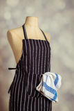 Kitchen Apron Royalty Free Stock Photography