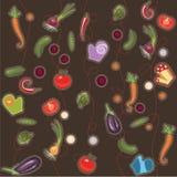 Kitchen background royalty free illustration