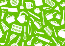 Kitchen background Royalty Free Stock Images