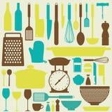 Kitchen Background Stock Photos