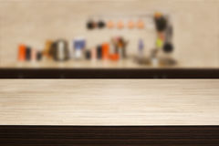 Kitchen background. Royalty Free Stock Images